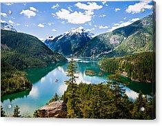 North Cascades Acrylic Print