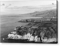 North Coast - Sao Miguel - Azores Acrylic Print by Henry Krauzyk