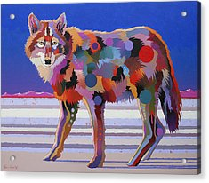 North From Here Acrylic Print by Bob Coonts