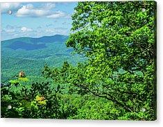 North Georgia Mountains Acrylic Print
