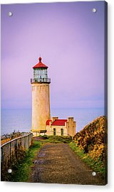 North Head Lighthouse Acrylic Print