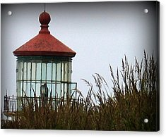 North Head Lighthouse Acrylic Print by Mg Blackstock