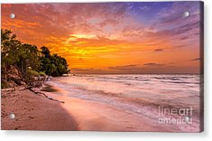 North Point Sunrise Acrylic Print
