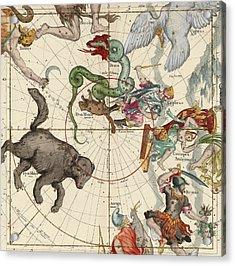 North Pole Acrylic Print by Ignace-Gaston Pardies