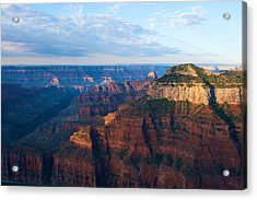 North Rim Acrylic Print