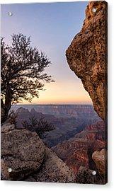 North Rim Sunrise 4 - Grand Canyon National Park - Arizona Acrylic Print