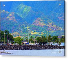 North Shore Haleiwa Hawaii  Acrylic Print