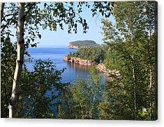 North Shore Lake Superior Acrylic Print
