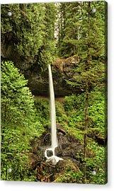 North Silver Falls Acrylic Print
