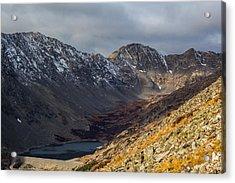 North Star Mountain Acrylic Print