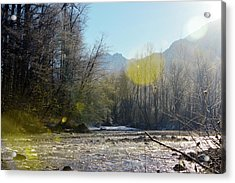 North Stilly Acrylic Print