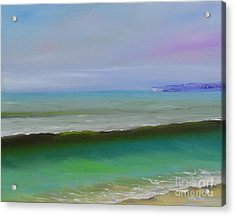 North To Dana Point Acrylic Print