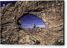 North Window, Arches Acrylic Print