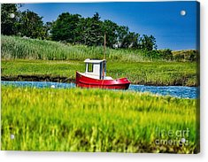 Northeast Acrylic Print