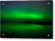 Northen Lights Acrylic Print