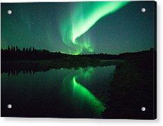 Northern Lights Alaska Acrylic Print