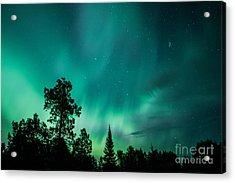 Northern Lights Tonight Acrylic Print