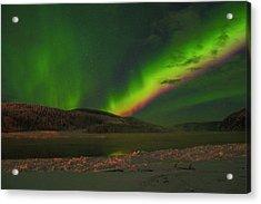 Northern Northern Lights 3 Acrylic Print
