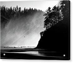 Northern Oregon Coast Acrylic Print