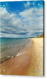Acrylic Print featuring the photograph Northern Shore by Michelle Calkins