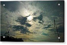 Northern Sky Acrylic Print