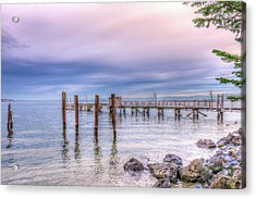 Acrylic Print featuring the photograph Northwest Sky by Spencer McDonald