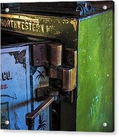 Acrylic Print featuring the photograph Northwestern Safe by Paul Freidlund