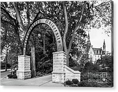 Northwestern University The Arch Acrylic Print