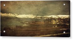 Norwegian Coast Acrylic Print