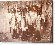 Nostalgic Childhood Mementos Acrylic Print by Jorgo Photography - Wall Art Gallery