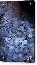 Acrylic Print featuring the photograph Not Anyone Maight Become A King - Mummy Mummies Of Ancient Egypt  by Urft Valley Art