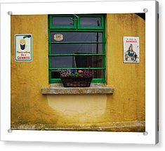 Nothing Like A Guinness Acrylic Print