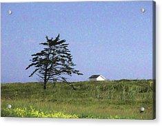 Nova Scotia Landscape Acrylic Print