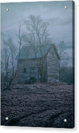 Nowhere Acrylic Print
