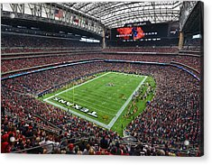 Nrg Stadium - Houston Texans  Acrylic Print