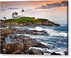 Nubble Light Acrylic Print