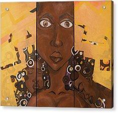 Nubian 3 Acrylic Print