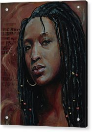 Nubian Dream 2.1 Acrylic Print