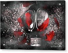 Nuclear Smog Acrylic Print