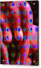 Nude 13 Acrylic Print by Scott Davis