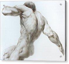 Nude 1a Acrylic Print