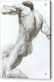 Nude 1b Acrylic Print