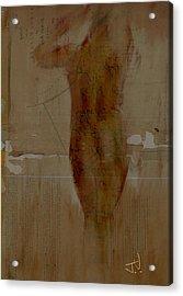 Nude Abstract 12feb2016 Acrylic Print