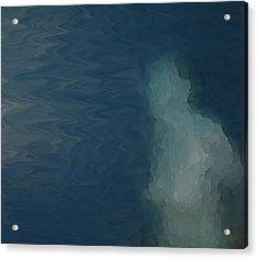 Nude Impression 18-3 Acrylic Print