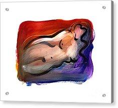 Nude Acrylic Print