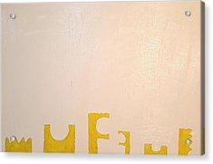 Nude No.23 Acrylic Print