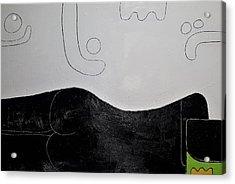 Nude No.98 Acrylic Print
