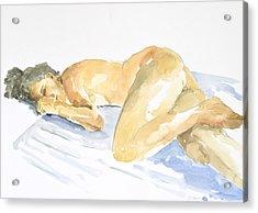 Nude Serie Acrylic Print