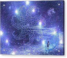 Nuit Acrylic Print