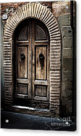 Number 13 Acrylic Print